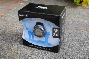 Review of the Garmin Forerunner 210 GPS Running Watch