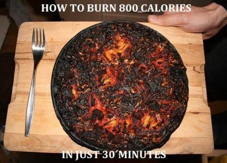 How To Burn Calories Fast