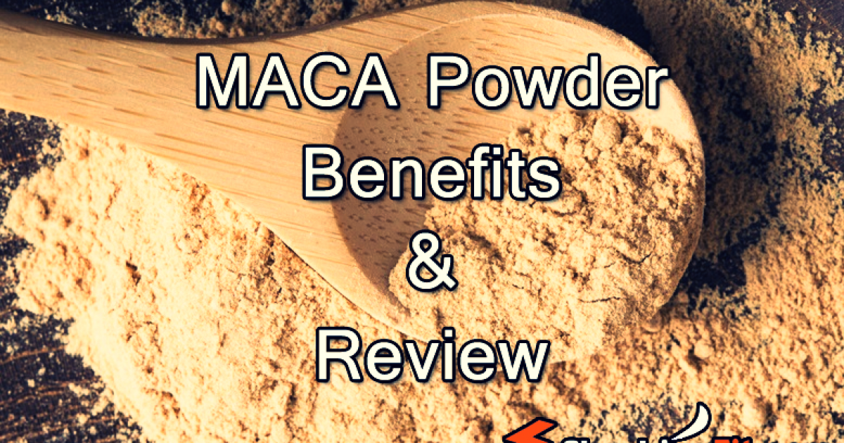 Maca Powder Benefits - Review After 6 Months of Usage