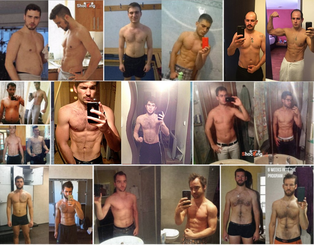 Transformation Program Before And Afters