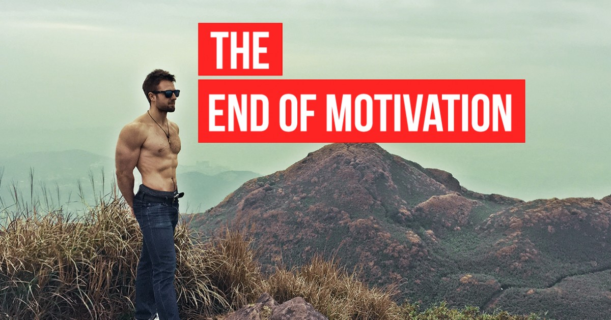 Short Story: The Day I Gave Up On Motivation And How It Changed My Life