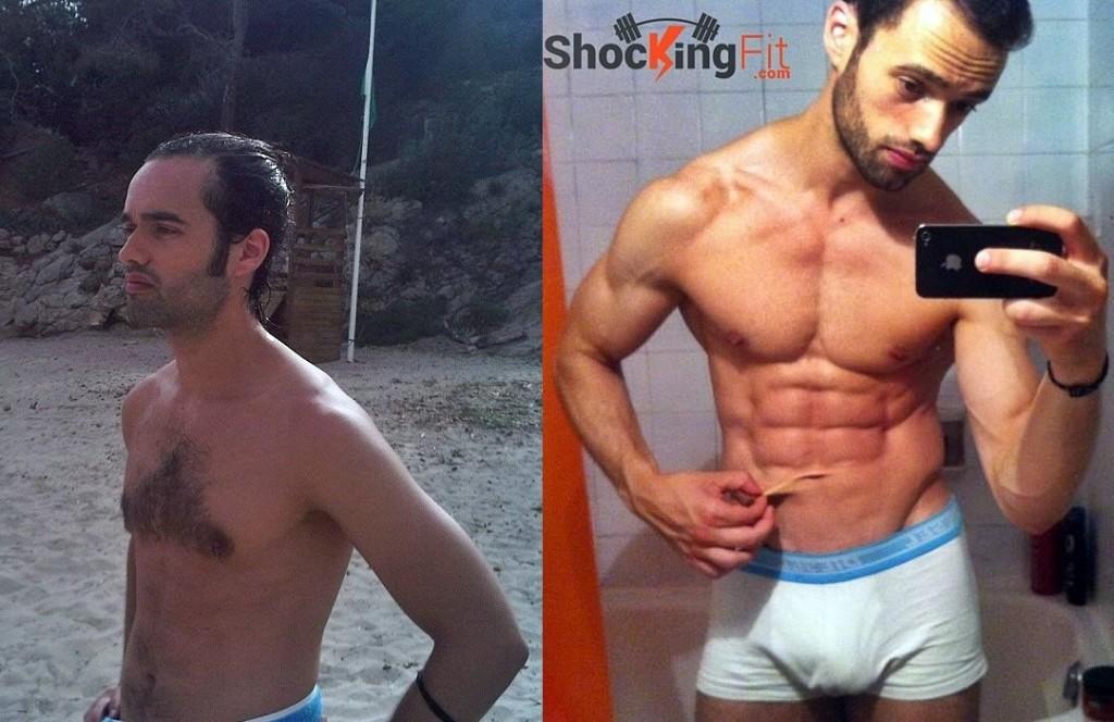 Josep Transformation Photo - ShockingFit