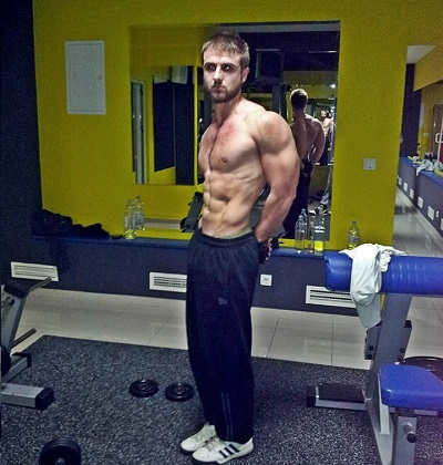 Leangains Workout Results