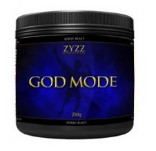 Zyzz God Mode Pre Workout Supplement Review