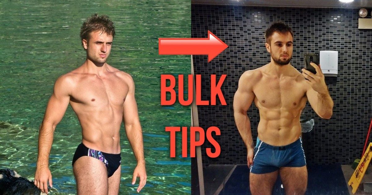 How To Gain Weight Fast? - Kick-Ass Bulking Tips For Skinny Guys