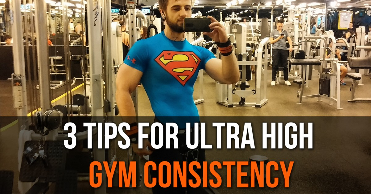 Mario's Secrets For Ultra High Consistency In The Gym
