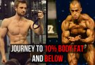 Getting To 10% Body Fat ft. Mario Tomic and Alberto Nunez