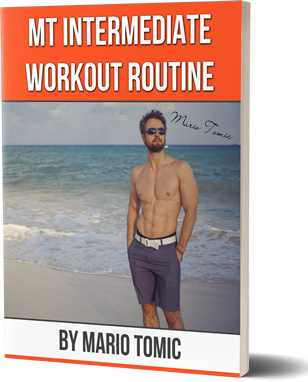 Intermediate Workout Book Cover