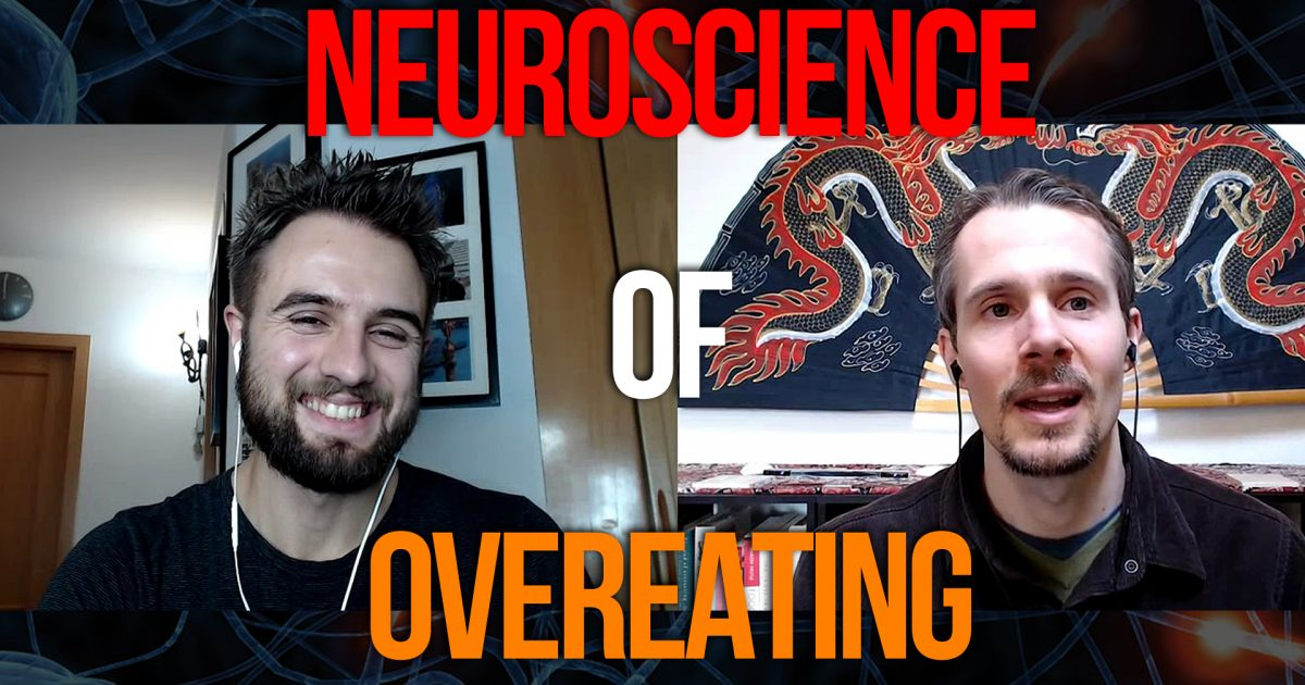The Neuroscience of Overeating Explained (ft. Dr. Stephan Guyenet)